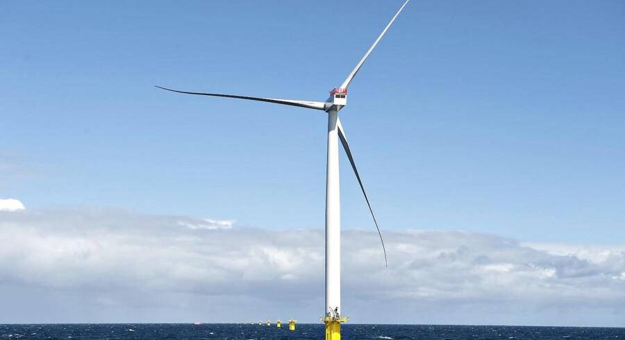 GE Renewable Energy, der er en stor konkurrent til Vestas og Siemens Gamesa, understreger sin satsning på havvindmøllemarkedet med annonceringen af planer om udvikling af verdens største vindmølle på 12 megawatt (MW).