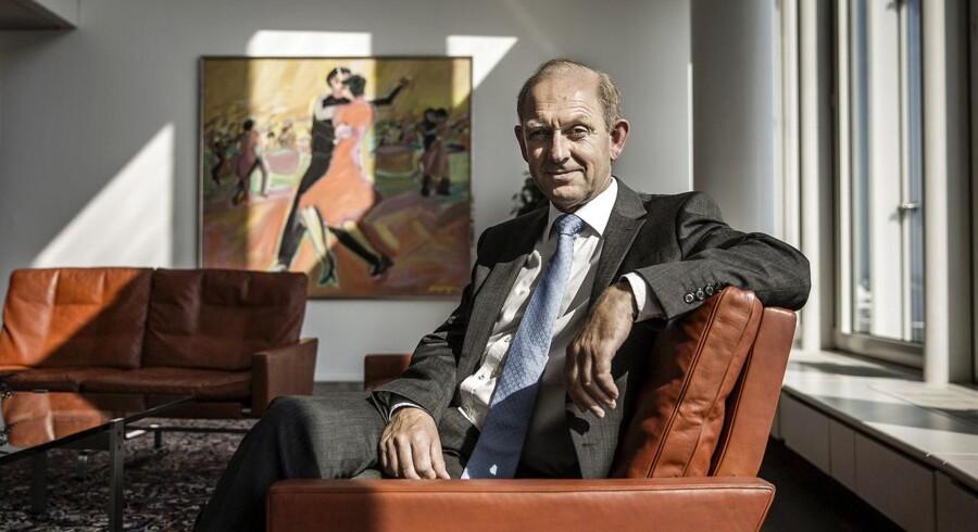 Arkivfoto: Alm Brands adm. direktør Søren Boe Mortensen.