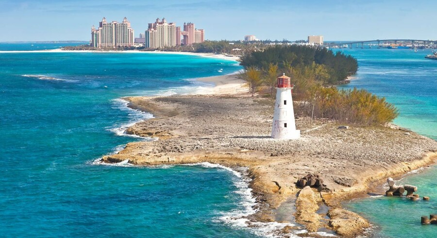 Bahamas. Arkivfoto