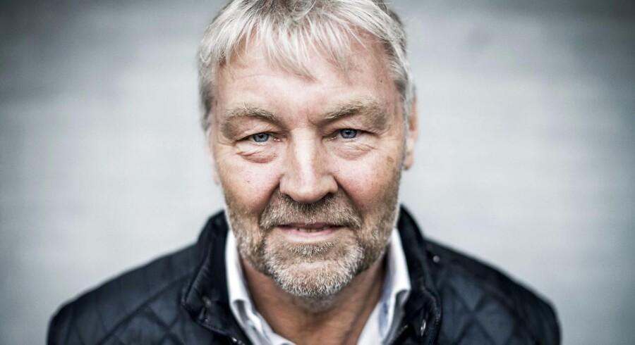 Jeg bliver borgmester, hvis jeg vil, siger Villum Christensen om aftale, der kritiseres for at være tynd.(Foto: Asger Ladefoged/Scanpix 2017)