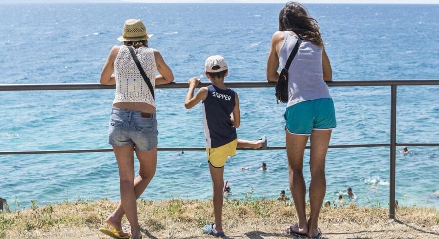 Det er en god ide at tjekke, om du er forsikret, når du tager på ferie - det blå kort er nemlig ikke altid nok.