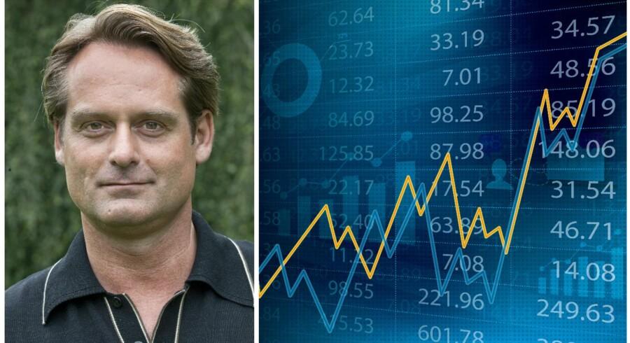 Domenick Beskos har opbygget et ry som en uortodoks og egenrådig investor. Noget tyder på, at han har været for egenrådig som direktør for investeringsfonden Momentum Markets Globale Aktier.