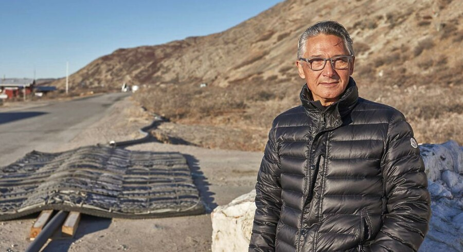 Anders Brøns fra Polar Seafood var sidste år rigelistens første grønlandske milliardær, men er ikke med i år pga. lavere prissætning af fiskevirksomheder. Foto: Ulrik Bang