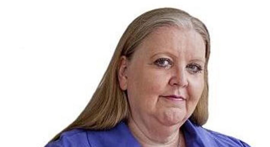 Lisbeth Knudsen, ansvarshavende chefredaktør