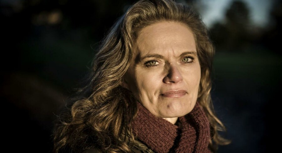 ARKIVFOTO: Sørine Gotfredsen, dansk journalist, forfatter, sognepræst og samfundsdebattør.