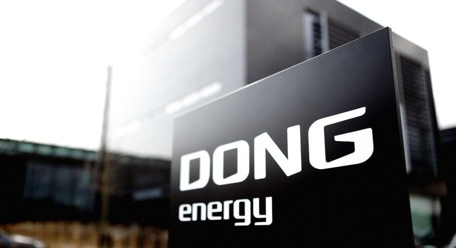 Arkivfoto. DONG Energy Avedøreværk uden for København.
