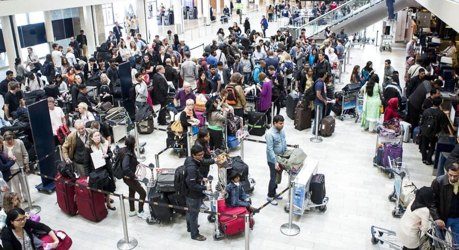 Flere klager til Trafikstyrelsen over flyselskaberne. Særligt Primera Air og Vueling modtager mange klager i forhold til antallet af passagerer. (Foto: Nikolai Linares/Scanpix 2013). (Foto: Nikolai Linares/Scanpix 2013)