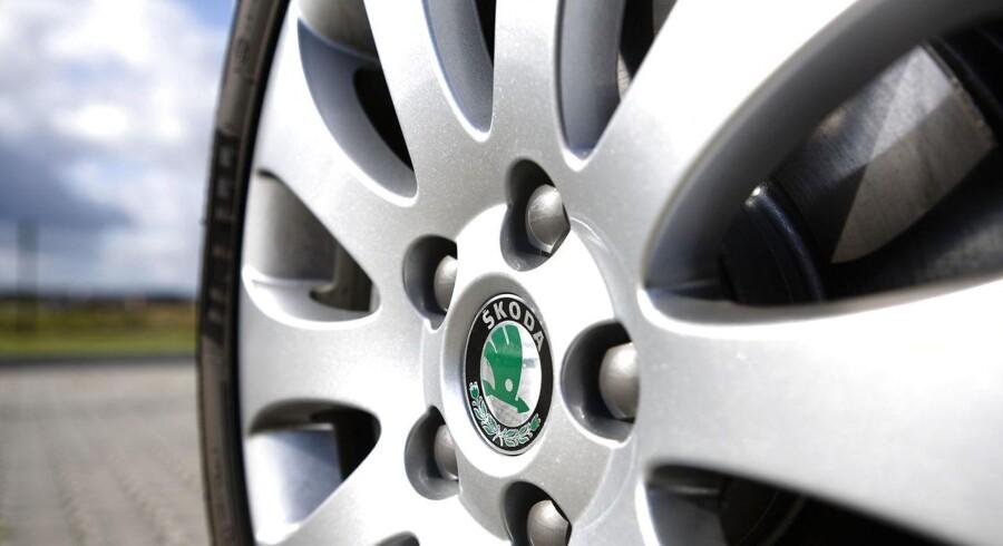 Europas største bilproducent kommer i næste uge med en ny strategi, hvoraf det vil fremgå, at bilkoncernen vil se på, om der er nye markeder, hvor Skoda kan køre ind.
