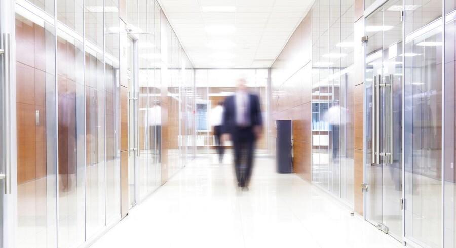 Antallet af virksomheder, som får nye ejere, er på sit højeste siden finanskrisen. Det benhårde fokus på besparelser er skiftet ud med fokus på vækst gennem opkøb. Foto: Iris.