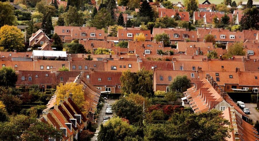 »Det brede boligmarked har været i bedring over de senere år, og prisstigningerne er ikke længere forundt København og andre større byer,« siger cheføkonom hos Realkredit Danmark.