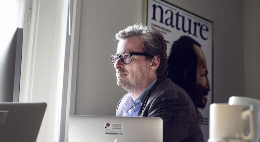Professor Eske Willerslev har fundet ud af, at de moderne grønlændere på ingen måde er beslægtede med de oprindelige beboere på Grønland.