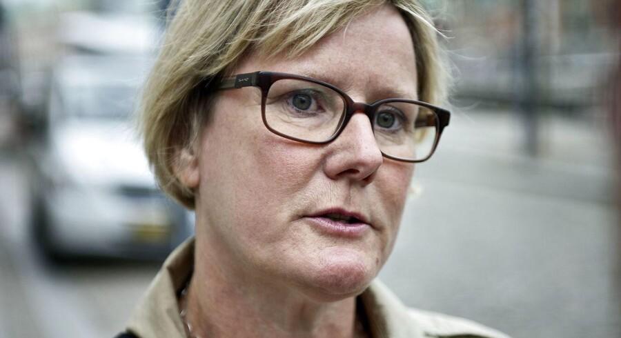FTF-formand Bente Sorgenfrey mener, at det er »dybt bekymrende«, at offentligt ansatte ifølge en ny undersøgelse giver sig selv mundkurv på af frygt for fyring.