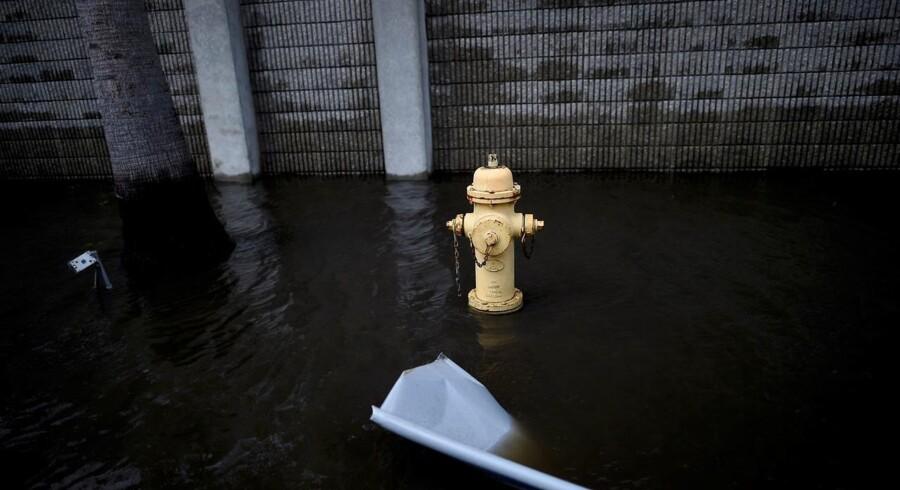 Oversvømmelser i Jacksonville. Foto: Reuters, Mark Makela.