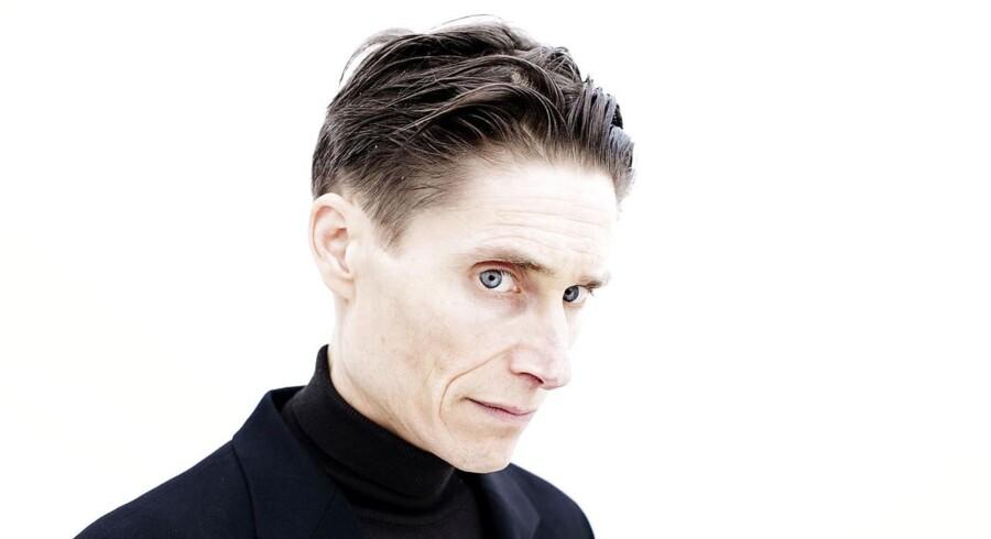 Claus Beck-Nielsen er aktuel med børnebogen »Da Gud var dreng«.