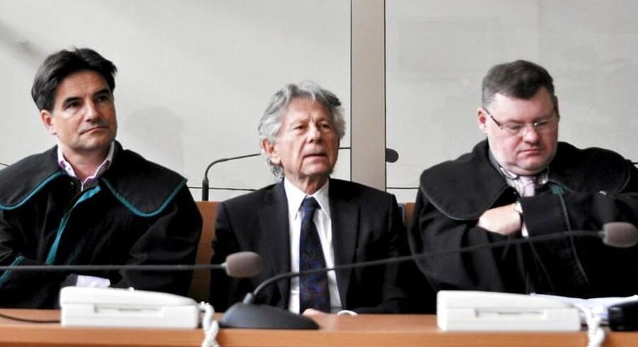 Roman Polanski - tilbage i retssalen fredag i nyt slag om udlevering til USA.
