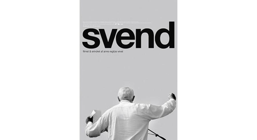 Anne Wivels film »Svend« handler nok om politikeren og mennesket Svend Auken, men mest handler den om kærligheden.