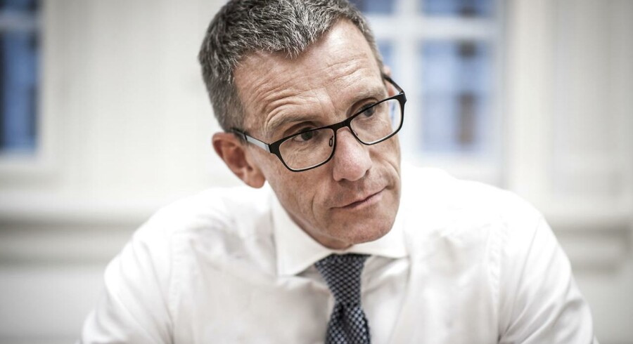 ATP-direktør Christian Hyldahl