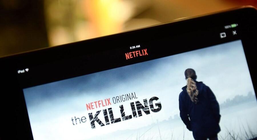 Fem procent af danskerne har stort set valgt de traditionelle tv-kanaler fra til fordel for streaming.