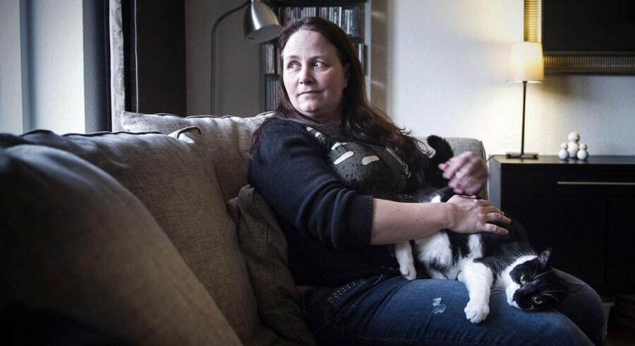 Lykke Rahbek Poulsen lider af fibromyalgi, en funktionel lidelse.