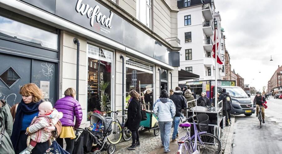 Danmark går foran i bekæmpelsen af madspild. Det skal Folkekirkens Nødhjælp fortælle verdens ledere om i FN. (Foto: Søren Bidstrup/Scanpix 2016)
