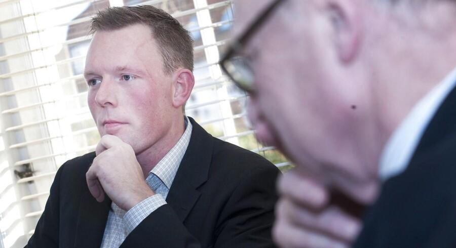 administrerende direktør Jesper Arkil.