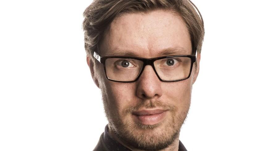 Thomas Conradsen, redaktør på B Sommer.