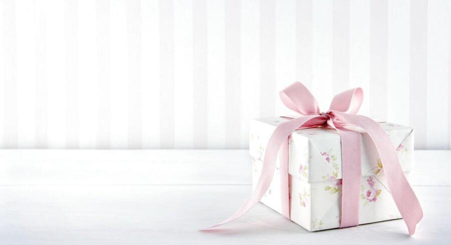 Må enke give børn en dobbelt afgiftsfri gave?