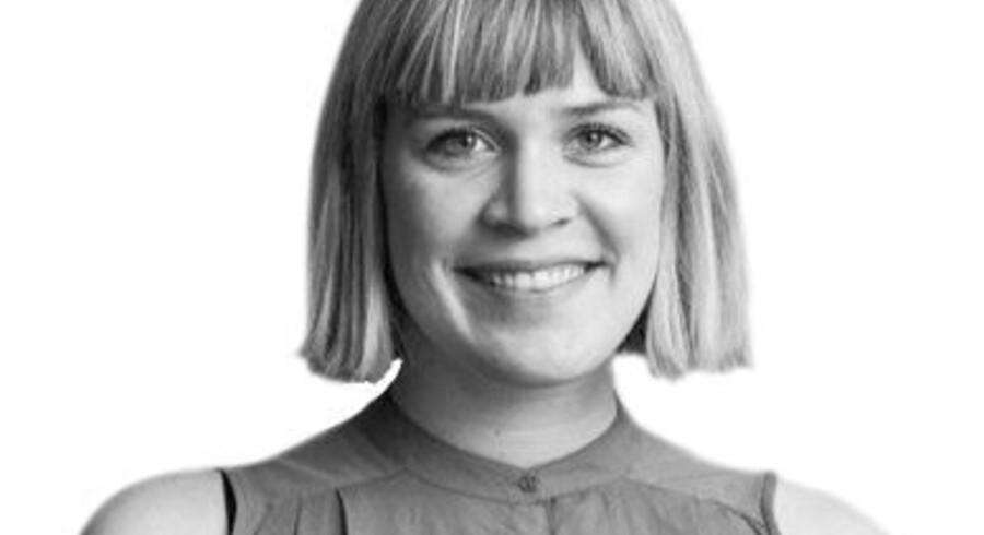 Amalie Utzon, Ungdommens Røde Kors