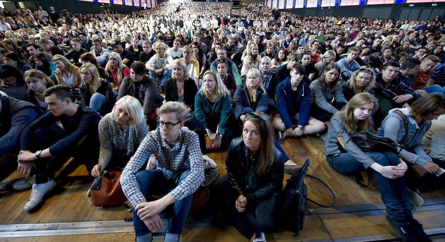 Tusindvis af studerende kan komme til at spejde langt efter en bolig i de største danske byer.