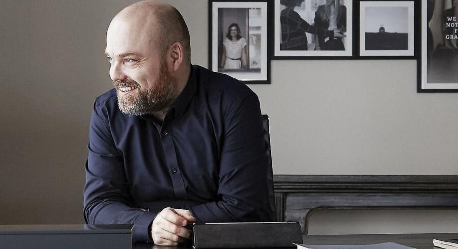 Bestseller-milliardær Anders Holch Povlsen topper Forbes' liste over de rigeste danskere. Hans formue var 7,4 milliarder dollar i 2017, svarende til 47 milliarder kroner. PR-foto: Hans Christian Jacobsen