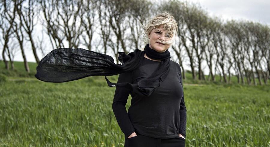 Charlotte Bork Høvsgaard har skrevet bogen: Så er Thomas væk, om at miste sin mand.