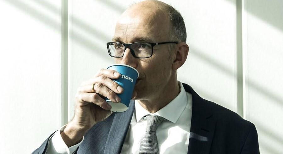 Bestyrelsesformand i PostNord, Jens Moberg. Arkivfoto: Scanpix