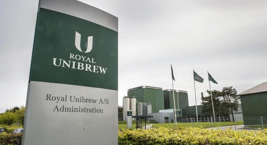 Royal Unibrew - Faxe Bryggeri