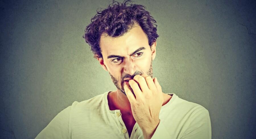 Frygten for at begå fejl kan gøre perfektionister handlingslammede