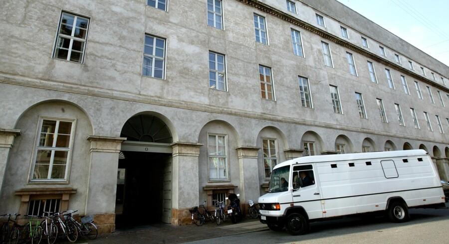 I Dommervagten i København har en 28-årig taxachauffør torsdag fået sin fængsling opretholdt i yderligere tre døgn. Bjarke Ørsted/Ritzau Scanpix