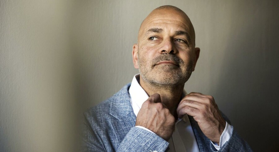 Brøchner Hotels CEO-direktør Karim Nielsen.