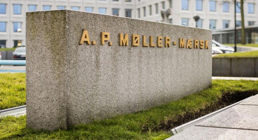 Arkivfoto: Bestyrelsen i A.P. Møller-Mærsk har udpeget tre interne folk som nye medlemmer af direktionen, fremgår det tirsdag morgen af en meddelelse fra den danske koncern.