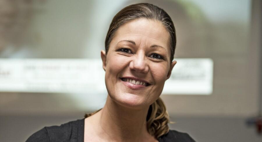 Mette Blomsterberg blev et kendt og elsket ansigt blandt danskerne, da hun var dommer i tv-programmet Den store bagedyst. Scanpix/Christian Liliendahl