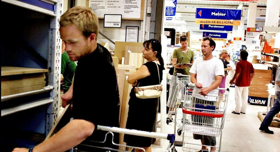 Byggemarkedskæden Silvan får nye tyske ejere.