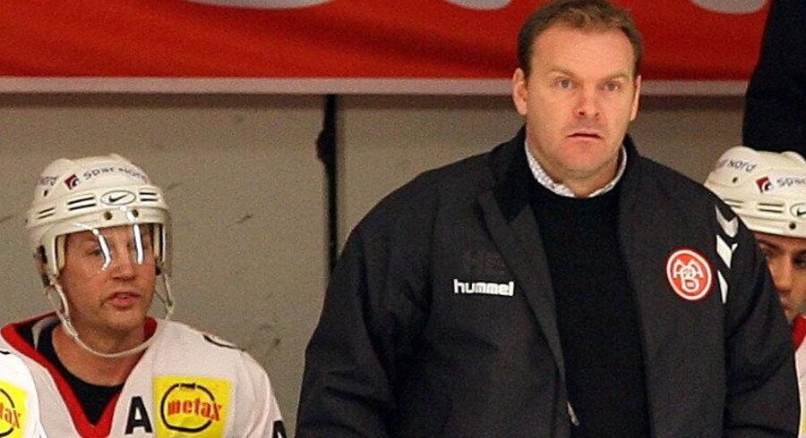 Heinz Ehlers indgår i det danske trænerteam til næste års VM. Scanpix/Mogens Flindt