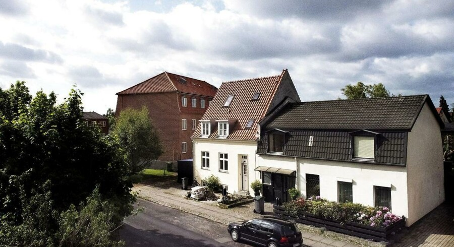 Huspriserne er steget med 6,5 pct. i årets første fire måneder.