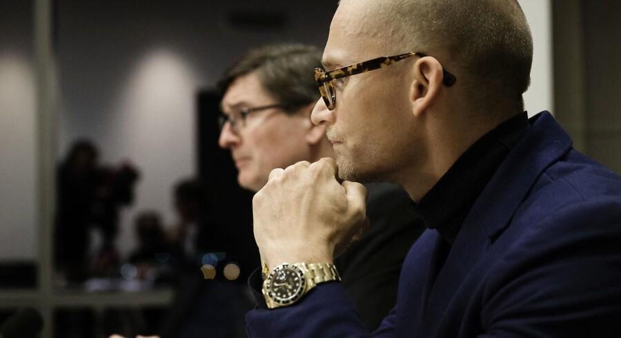 Hummel-ejer Christian Stadil er helt roligt, når det gælder en kommende retssag fra sin tidligere direktør, Søren Schriver.