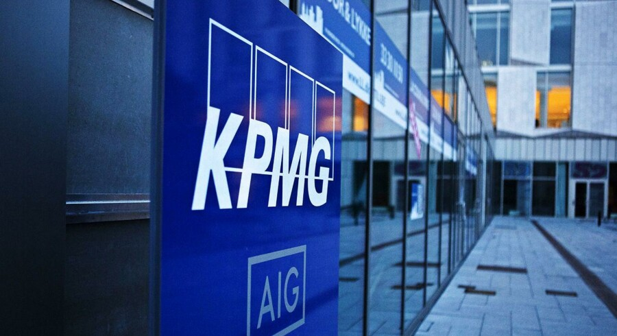 Store revisionshuse som KPMG vil opleve skærpet konkurrence om skatterådgivning med ny revisiorlov.