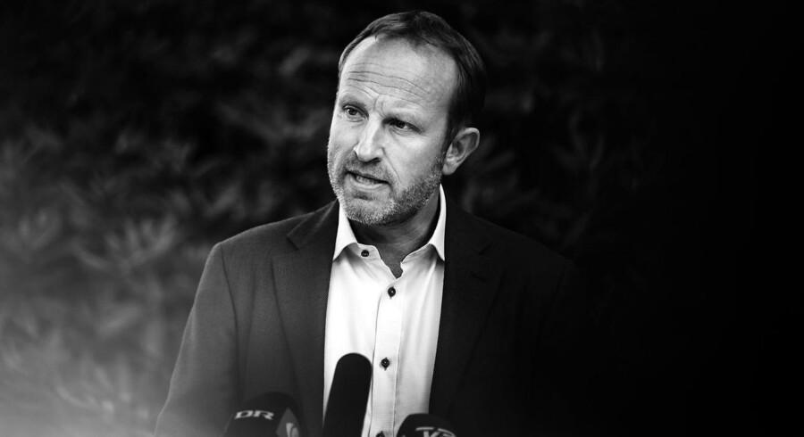 De Radikale ønsker at afskaffe fradragsloftet for rejseudgifter for udøvende kunstnere, udtaler skatteordfører Martin Lidegaard (R).