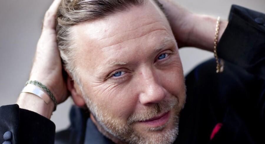 Mikael Persbrandt, skuespiller. Arkivfoto.