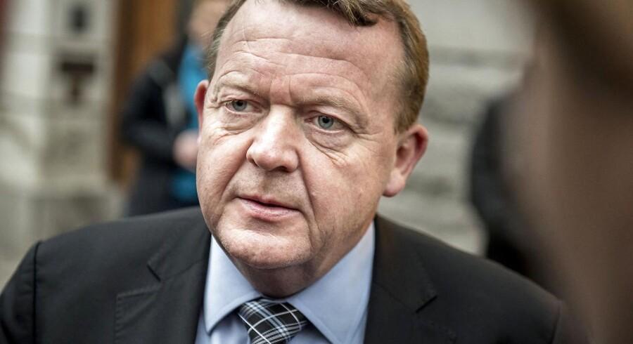 Arkivfoto. Statsminister Lars Løkke Rasmussen (V) tror på en snarlig aftale med flere partier om boligskat.