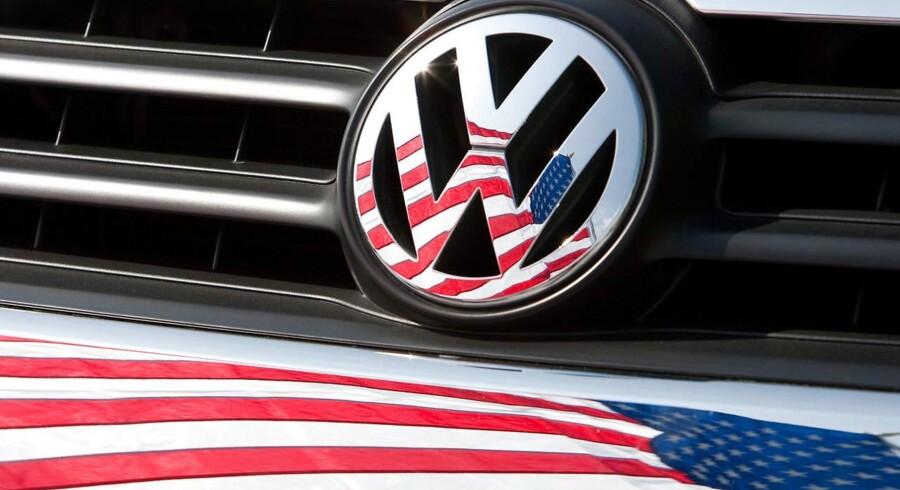 Borgerne i Californien kan nu se frem til at få en stor pose penge tilbage fra Volkswagen.