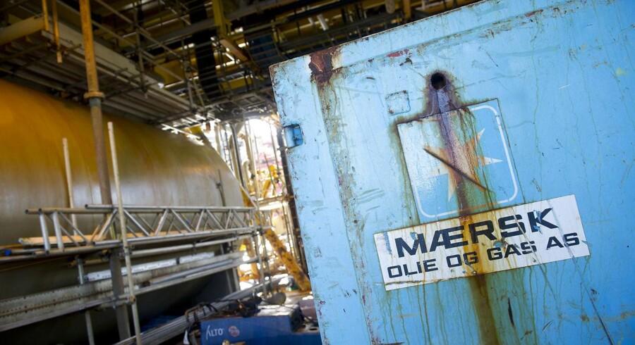 Tyra-feltet, som drives af Maersk Oil, i Nordsøen skal genopbygges, hvis ikke produktionen skal stoppe. Energistyrelsen forventer i en ny fremskrivning, at det vil ske.