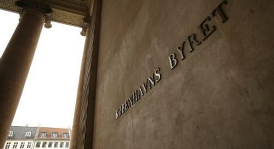 Københavns Byret skal til februar behandle sagen om en 18-årig mand fra Albanien, der er tiltalt for hjemmerøveri og drabsforsøg. Free/Per Johansen