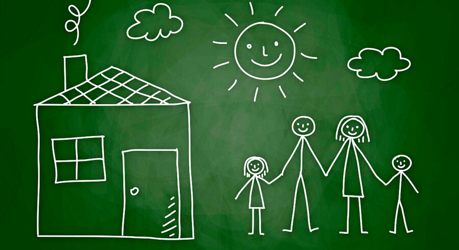 Et godt familieliv har brug for en primær tovholder – på samme måde som en virksomhed, skriver Diana Lindegaard. Illustration: Iris